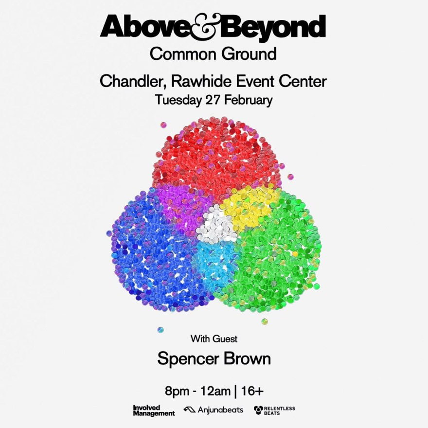 Above & Beyond February Flyer
