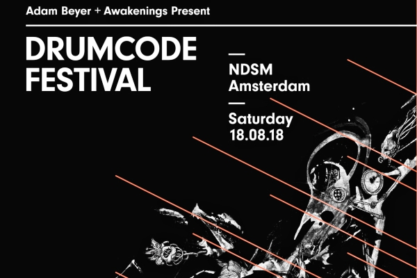 drumcode festival 2018 lineup