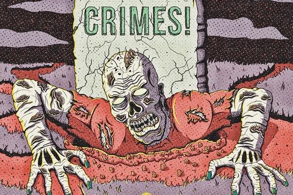 crimes rewired ep