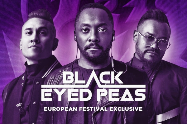 untold festival 2018 black eyed peas lineup