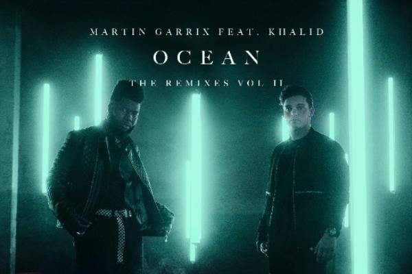 martin garrix khalid ocean remix pack two