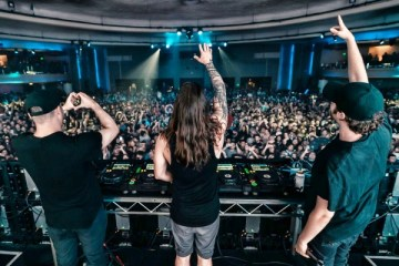 seven lions slander dabin first time