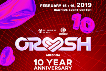 crush arizona 2019 final lineup