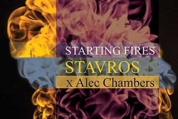 Stavros x Alec Chambers - Starting Fires