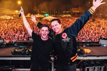 martin garrix macklemore patrick stump summer days tiesto remix