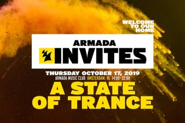 ARMADA INVITES ADE 2019 ASOT Thursday