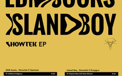 Showtek Gammer Dropgun - Island Boy
