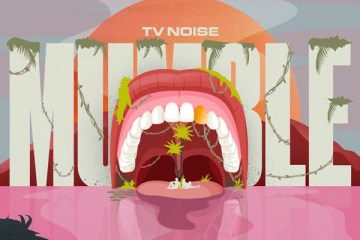 TV Noise Mumble