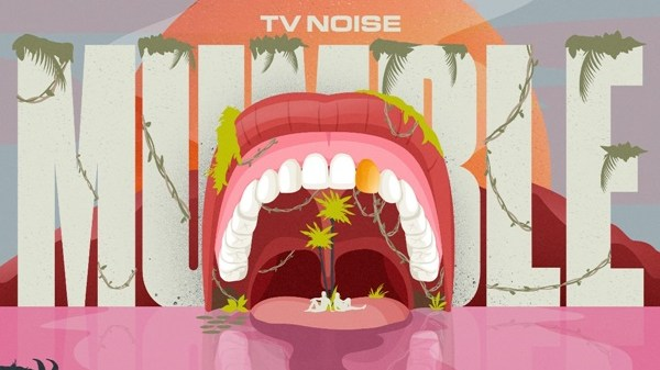 TV Noise Mumble
