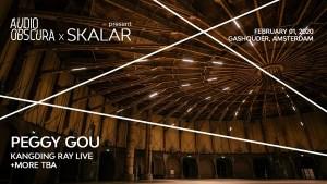 Audio Obscura Peggy Gou SKALAR