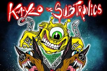 KAYZO x Subtronics - Braincase