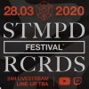 STMPD RCRDS Festival Coming Device Near March 28