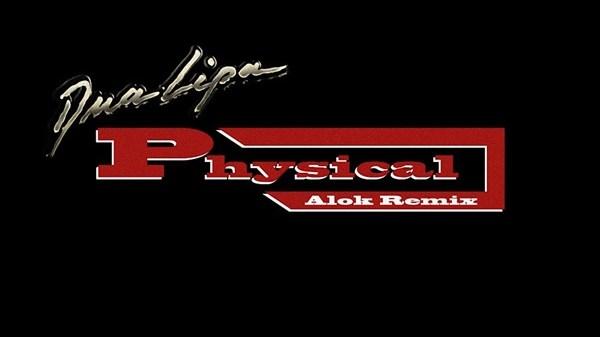 Dua Lipa Physical Ofenbach Remix