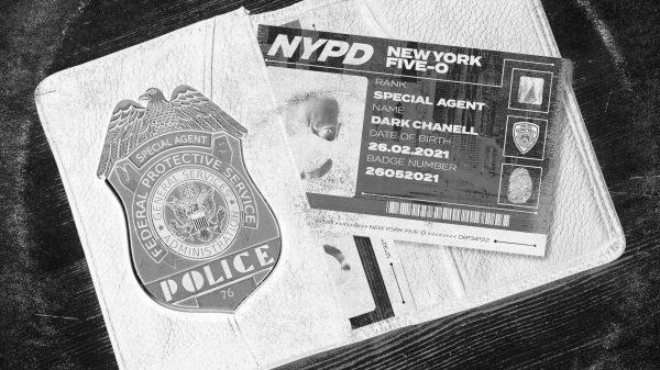 Laidback Luke Dark Chanell New York Five-O