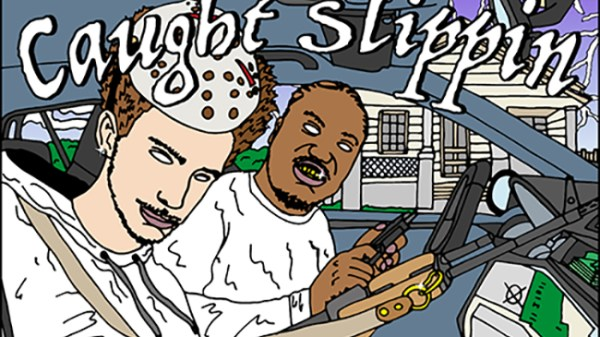 HE$H - Caught Slippin' ft. Project Pat