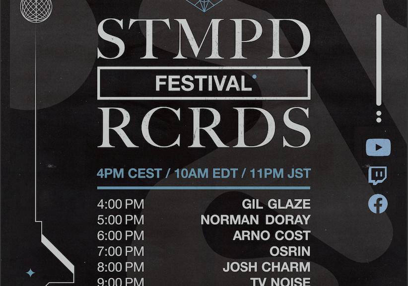 STMPD RCRDS Online Festival