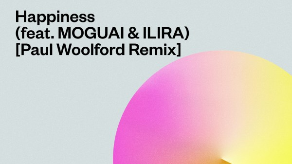 Tomcraft - Happiness (feat. MOGUAI & ILIRA) [Paul Woolford Remix]