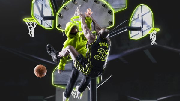 BLVD. Shaquille O'Neal Posterize