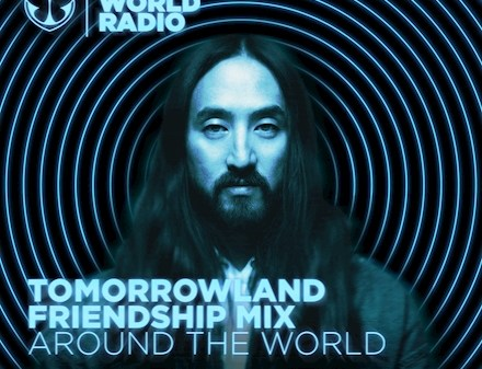 Steve Aoki Tomorrowland Friendship Mix