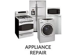 Edmond and OKC appliance repair button