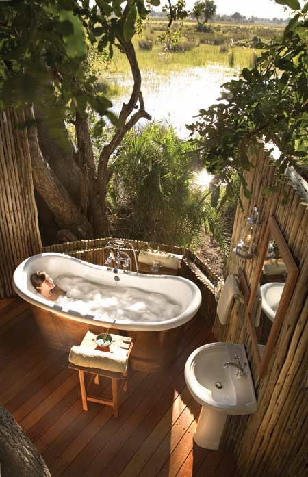 Safari Tub