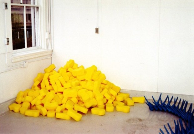 akamundo_sculpture_repetition_pattern_organic_Yellow_Sponges1-640x444
