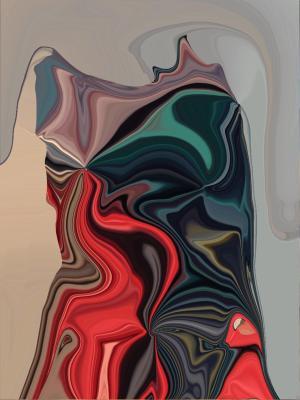 Morphism Series, Edmond van der Bijl. Dc Artist