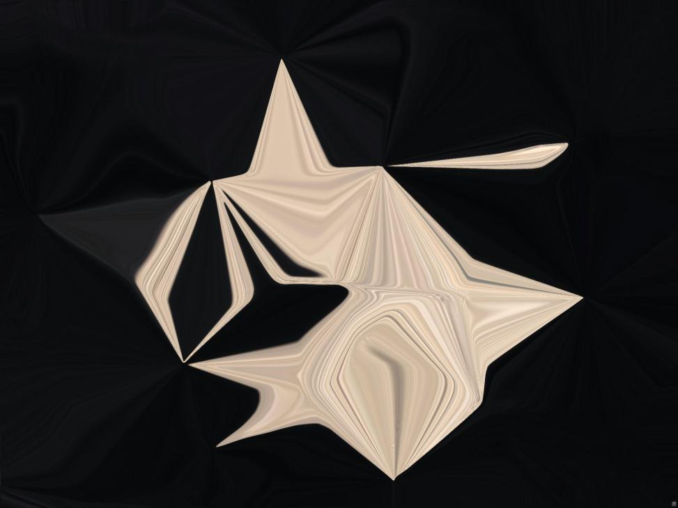 Morphism Series, Digital Artwork by Washington DC interdisciplinary installation artist Edmond van der Bijl