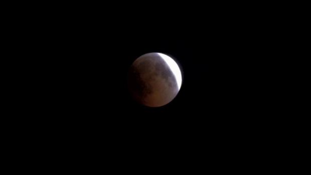 lunar eclilpse