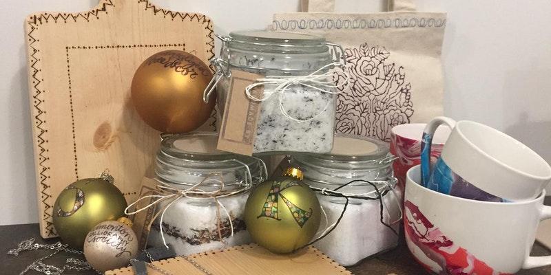 Holiday DIY Workshop – November 18th/2017