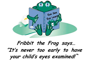 Fribbit the Frog...Eye See I Learn