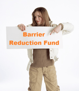 Barrier Reduction Fund