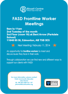 front line feb meeting