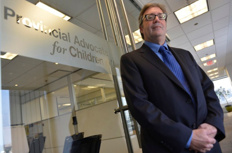 Irwin Elman, Ontario's Provincial Advocate for Children and Youth. Jim Rankin/Toronto Star