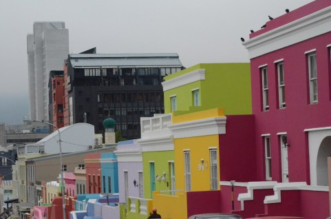 Bokaap Neighbourhood