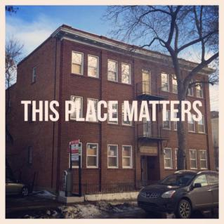 Heritage Forward! highlights vulnerable buildings. Courtesy of Dan Rose.