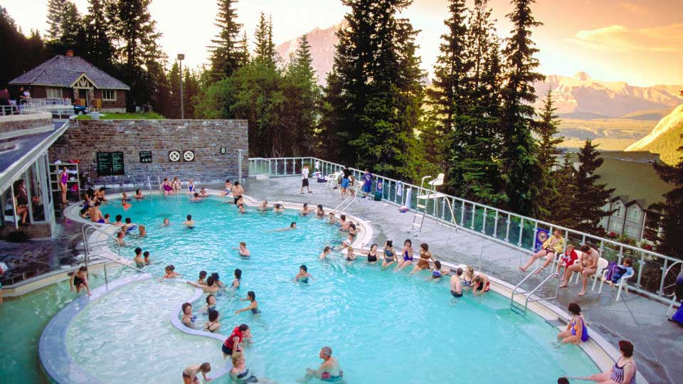 Banff Springs Spa Hours