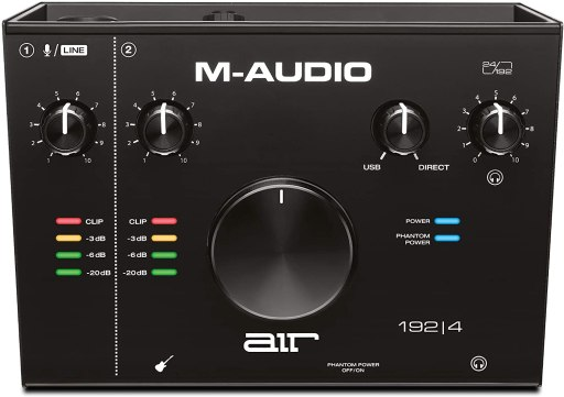 carte son M-Audio AIR 192|4