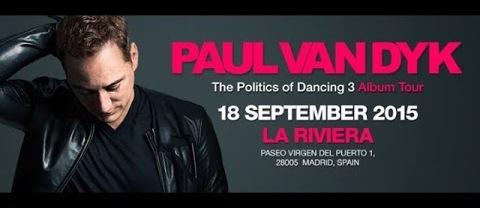paul-van-dyk-la-riviera-edmred Paul van Dyk en Madrid el 18 de septiembre