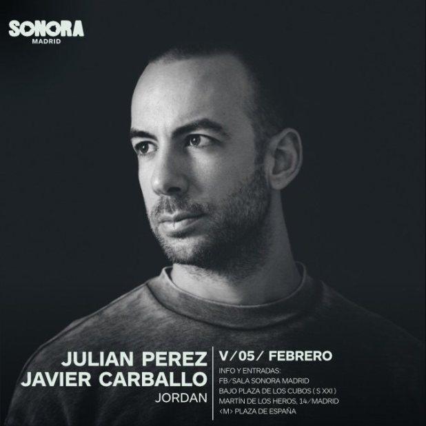 Flyer Opening Sala Sonora Madrid EDMred