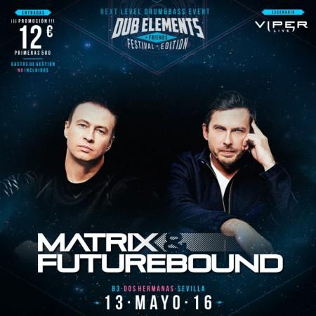 Matrix-EDMred-450x450 Matrix & Futurebound aterrizan en Sevilla