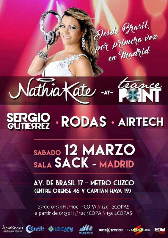 nathia-Kate-en-madrid-EDMred Nathia Kate en Madrid con Trance Point