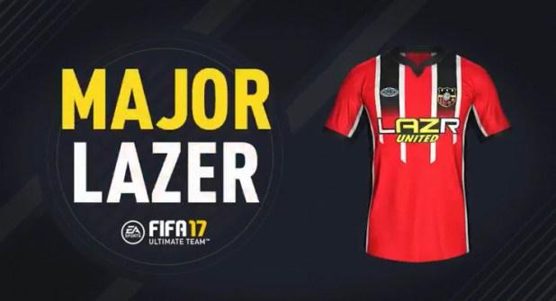 Majro-Lazer-Fifa ZEDD, Kygo y Major Lazer colaboran con FIFA 17