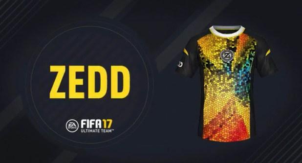 ZEDD-fifa ZEDD, Kygo y Major Lazer colaboran con FIFA 17