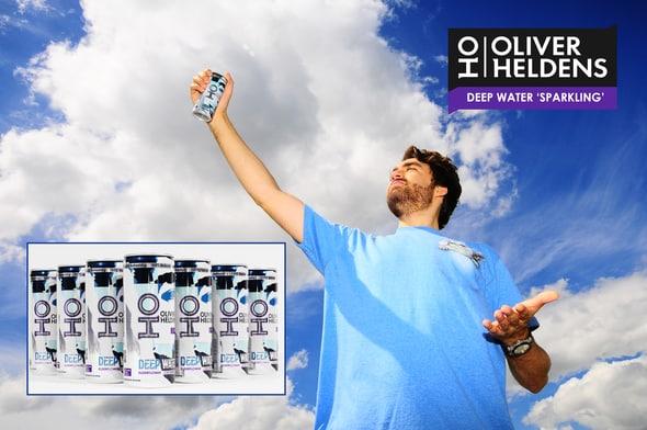 Deep-Water Oliver Heldens crea su propio refresco