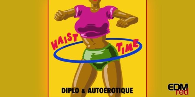 Alto voltaje en lo último de Diplo y AutoErotique – 'Waist Time'