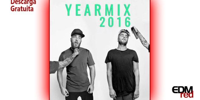 Showtek Year Mix 2016 [Descarga Gratuita]