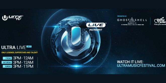 Horarios de la retransmisión de Ultra 2017 | Domingo