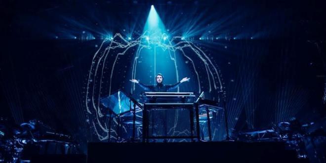 La2 retransmitirá el concierto de Jean-Michael Jarre en Cantabria