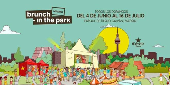 Arranca la temporada de Brunch In The Park Madrid